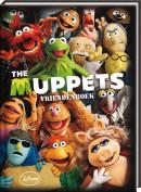 SET Muppets vriendenboek / 6x7,95