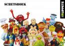 SET Muppets schetsboek / 5x4,95