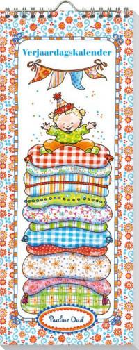 SET Pauline Oud Verjaardagskalender / 5x7,95
