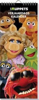 SET Muppets Verjaardagskalender / 5x7,95