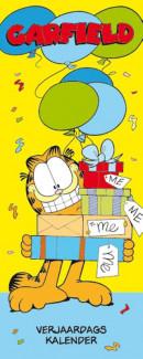 SET Garfield Verjaardagskalender 2 / 5x7,95