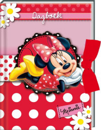 SET Minnie Mouse Dagboek M/Lint / 6x7,95