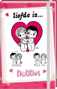 SET Liefde Is A6 Notitieboek / 6x5,95