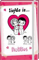 SET Liefde Is A6 Notitieboek / 6x5,95