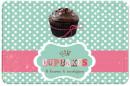 SET Cupcakes blikje kaarten / 5X8,95