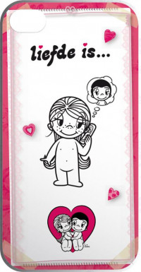 SET Liefde Is iPhone Cover 4 / 5x9,95
