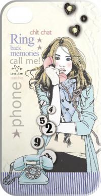 SET Love Sam iPhone Cover / 5x9,95