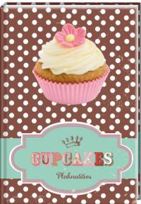 SET Cupcakes Postit Mapje / 5x4,95