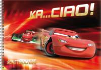 SET Cars schetsboek / 5x4,95