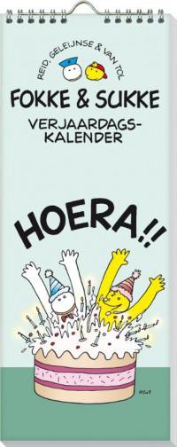 SET Fokke & Sukke Verj.Kalender 3 / 5x7,95