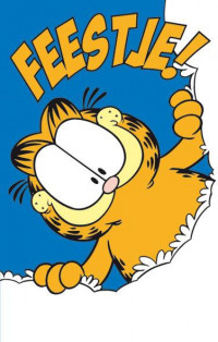 SET Garfield Uitnodiging Pk733 / 6x3,95