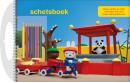 SET Nijntje Schetsboek Met Sjabloon / 3x7,95