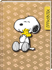 SET Snoopy Oppasboek / 3x7,95