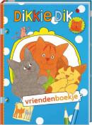 set Dikkie Dik Vriendenboek/6x8,95