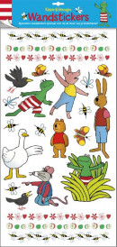 SET Kikker Wandstickers / 3x9,95