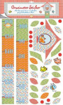 SET Pauline Oud Groeimeter Stickers / 3x12,95