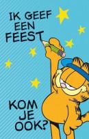 SET Garfield Uitnodiging Pk763 / 6x3,95