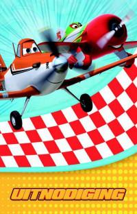 SET Planes Uitnodiging Pk 767 / 6x3,95
