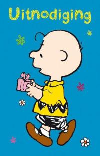 SET Snoopy Uitnodiging Pk 786 / 6x3,95