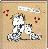 SET Snoopy Babyboek / 2x12,95