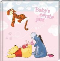 SET W. The Pooh Babyboek / 2x12,95