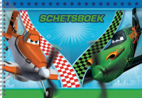 SET Planes schetsboek / 3x4,95
