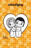 SET Liefde Is...Uitnodig. Pk503 / 6x3,95