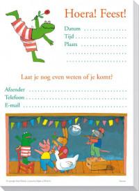 SET Max Velthuys Uitnod Bl Pi60 / 6x2,50