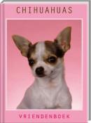 Set Chihuahua's Vriendenboek / 6x8,95