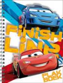 CARS SET Plakboek / 5x4,95