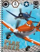 PLANES SET Plakboek / 5x4,95