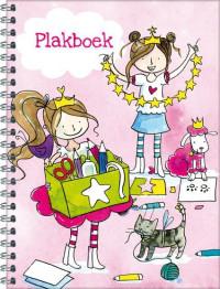 LISA&LILLY SET Plakboek / 5x4,95