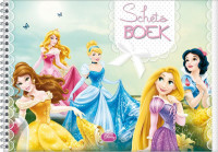 DISNEY PRINSES SET schetsboek / 3X4,95
