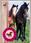 Paarden SET dagboek/ 3x7,95