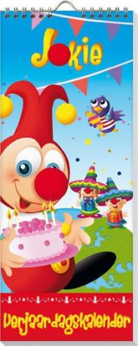 Verjaardagskalender Jokie / 5x7,95