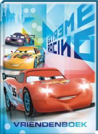 CARS*CARS VRIENDENBOEK / 3 X 8,95