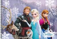 Frozen*Frozen schetsboek Frozen / 3 x 4.95