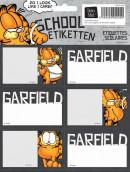 GARFIELD BOYS ETIKETTEN 10X2,99 BTS 16-17