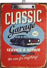 Vintage klemborden American SET - 4x4 95