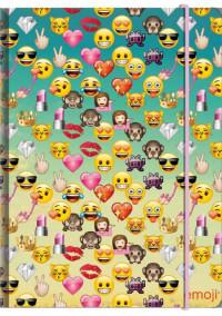 EMOJI GIRLS ELASTOMAP 6X5,99 BTS 16-17