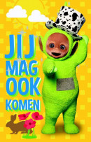 TELETUBBIES UITNODIGINGEN PK 843 / 6X3,95 - FSC MIX CREDIT