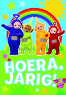 TELETUBBIES WENSKAART TTW01 / 6X1,95 - FSC-MIX CREDIT