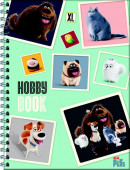 SECRET LIFE OF PETS PLAKBOEK / 5X4,95