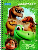 THE GOOD DINOSAUR PLAKBOEK / 5X4,95