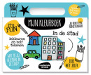 SET MIJN KLEURBOEK - IN DE STAD / 3 X 4,95