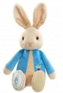 Peter Rabbit knuffel blauw 26cm (6x in verpakking)
