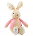 Peter Rabbit knuffel roze 26cm (6x in verpakking)