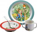 Peter Rabbit ontbijtset 4-delig (3x in doos)
