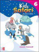 Kids' Safari Student Book 6