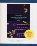 Essentials of contemporary management 3rd ed